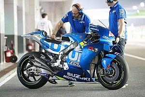 Suzuki no tendrá el 'holeshot' en el arranque del Mundial; Honda trabaja en el suyo