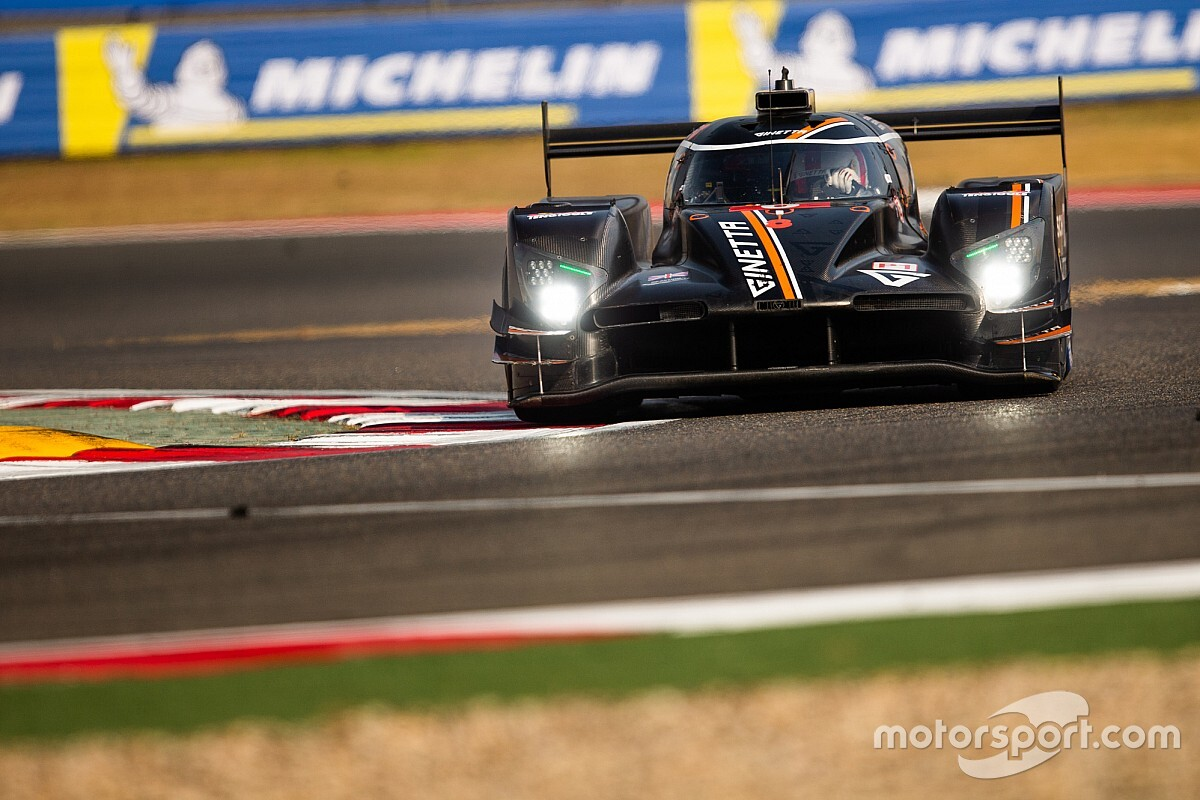 """Ginetta can target """"big result"""" in Bahrain"""