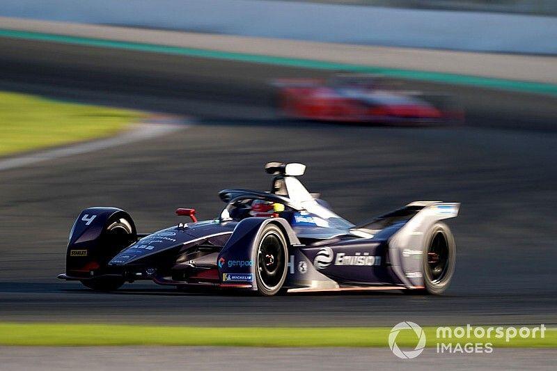 Fórmula E: Frijns supera BMW na manhã de 2º teste; de Vries bate