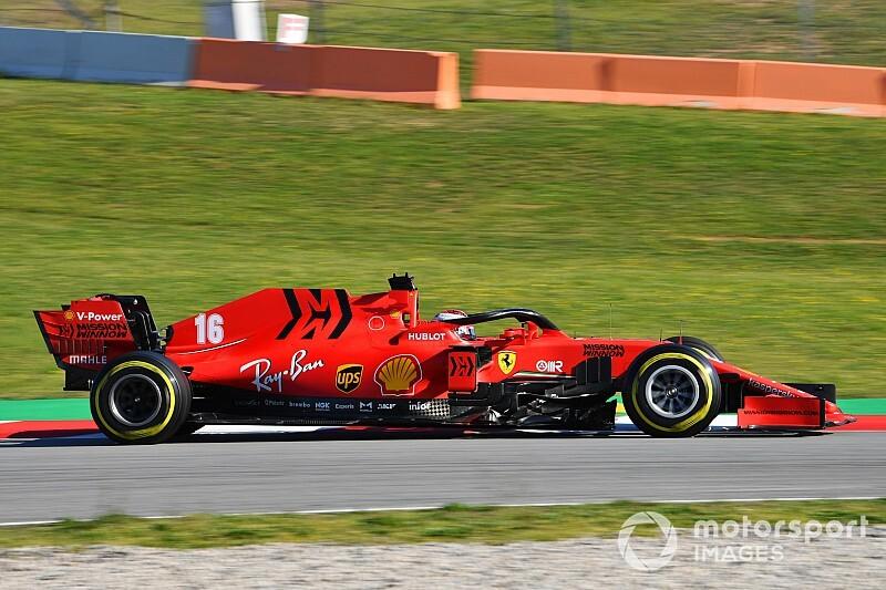 Leclerc rebate críticas de equipes rivais por acordo da Ferrari com a FIA