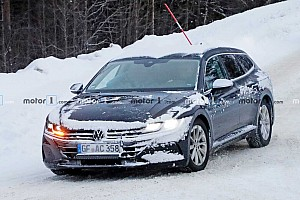2021-ben érkezhet a Volkswagen Arteon R Shooting Brake