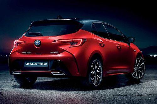 Yeni Toyota Corolla HB'nin fiyatları belli oldu!