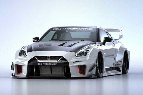 Обвес для Nissan GT-R оказался дороже самого GT-R