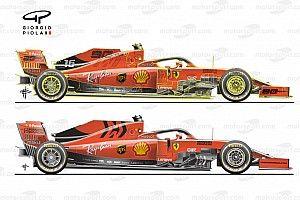 Ferrari SF1000: in 10 punti ecco i miglioramenti sulla SF90