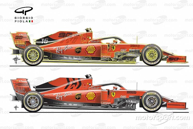 Ferrari SF1000 ile SF90 arasındaki 10 fark