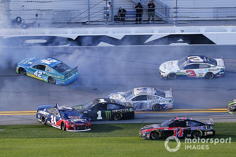Three takeaways from a wild first weekend at Daytona