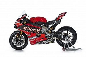 Ducati reveals 2020 World Superbike livery