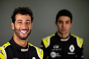 ريكاردو مُلتزم بمشروع رينو في الفورمولا واحد على المدى الطويل