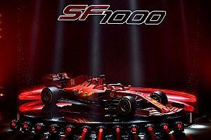 Ferrari presenta su SF1000 para la temporada 2020