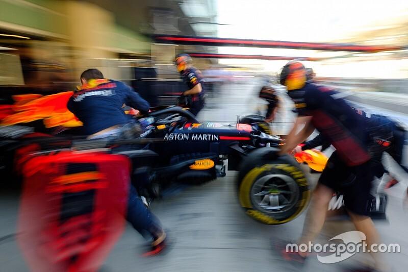 Abu Dhabi GP'de en hızlı pit stopu Red Bull yaptı