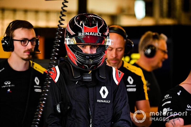 Faire équipe avec Ricciardo, c'est idéal pour Ocon