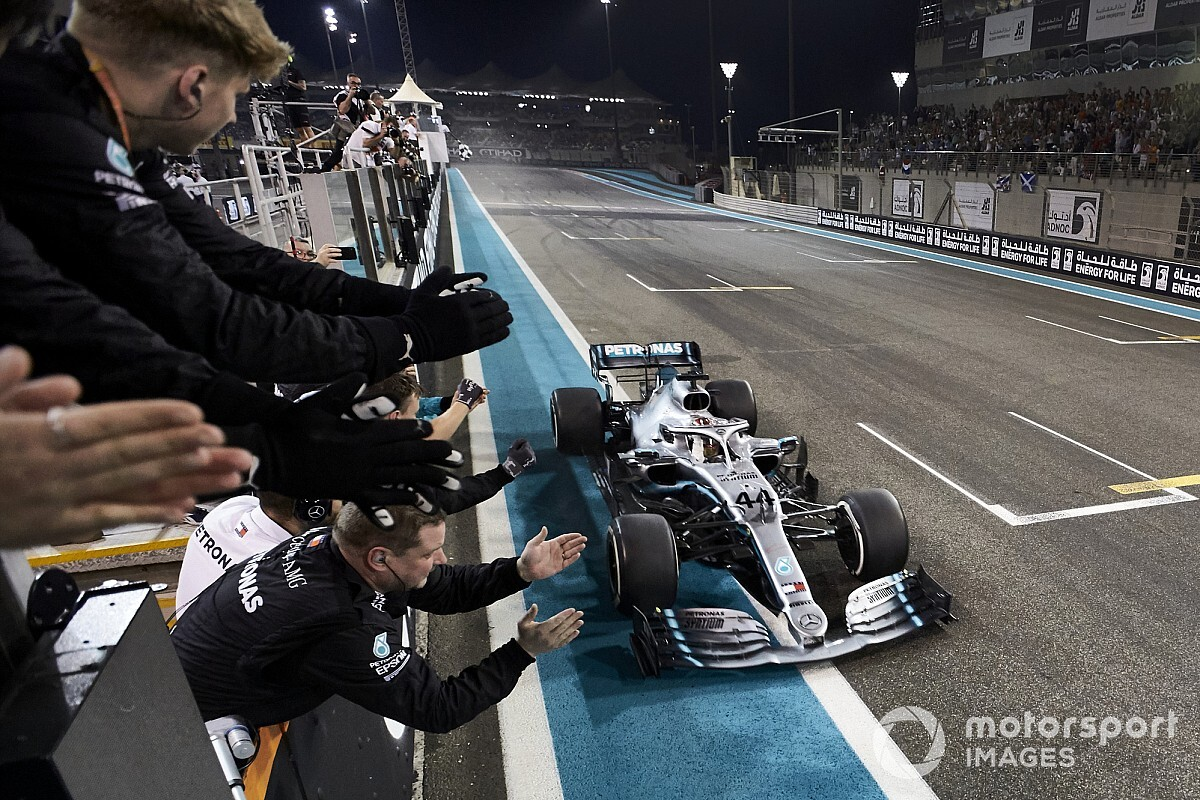 Abu Dhabi shows Mercedes will be hard to dethrone