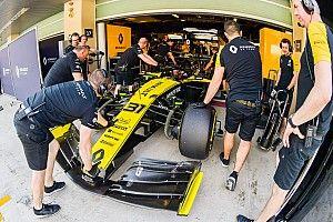 Tajemniczy rozruch Renault