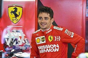 Oficial: Ferrari renueva a Leclerc hasta 2024