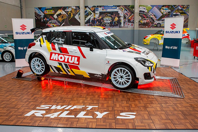 Kolejne R4 na odcinkach WRC