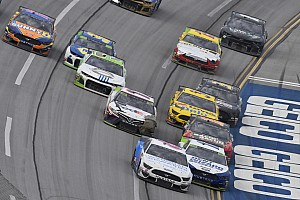 Ryan Newman 'survived' Talladega but lost in photo-finish