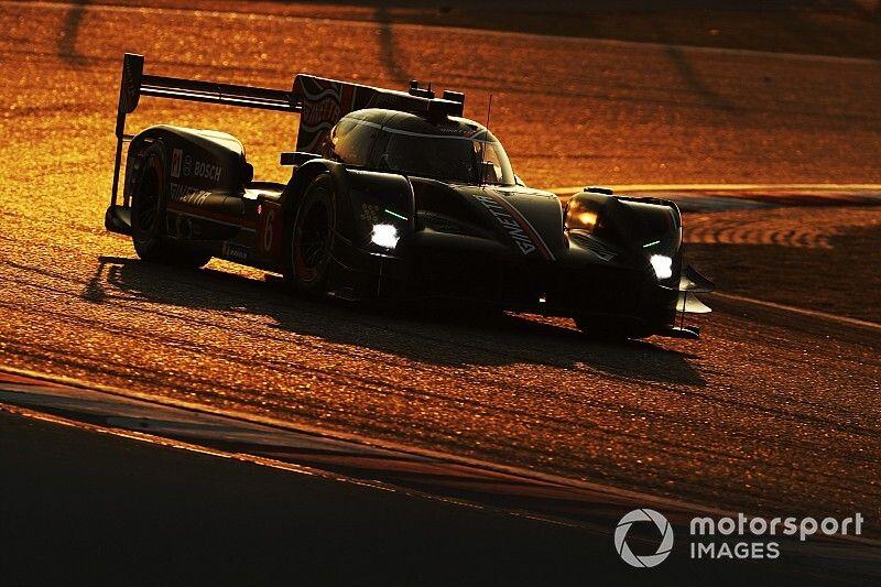 Ginetta supera a Toyota en la 2° práctica