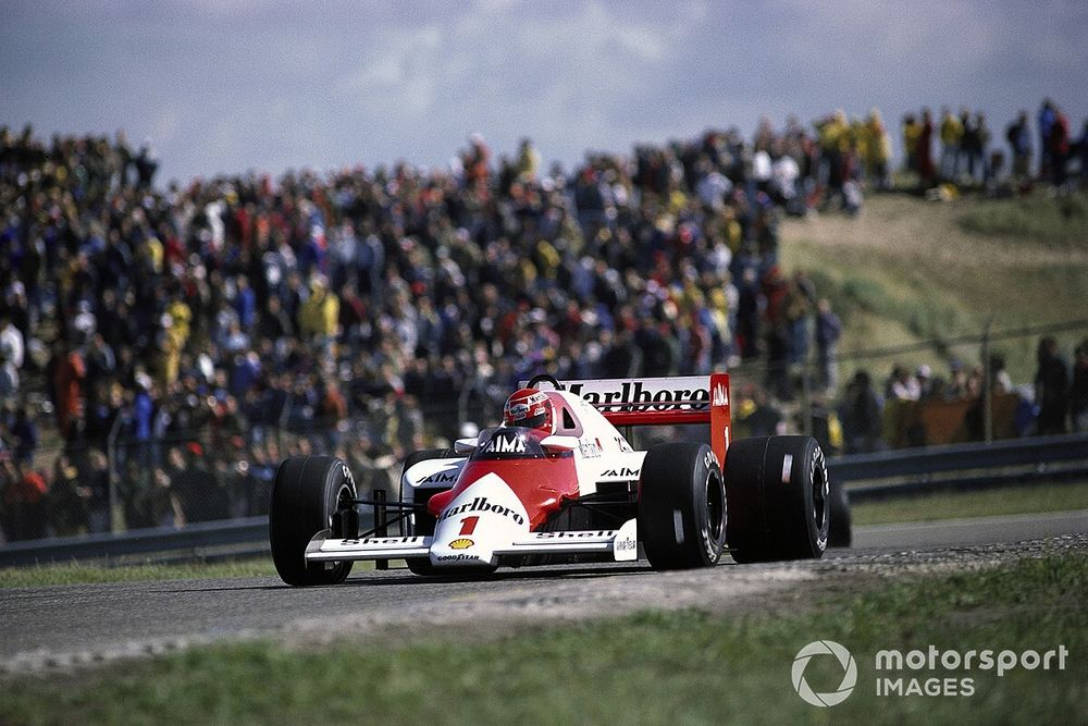 Lauda's final stand: When Formula 1 last visited Zandvoort