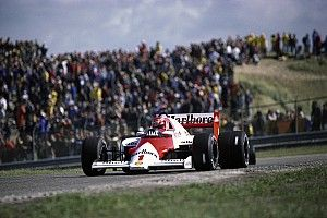 Lauda's final stand: When Formula 1 last visited Zandvoort