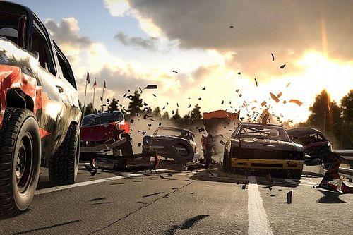 Wreckfest Bisa Diunduh Gratis oleh Pemilik Playstation 5