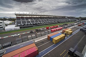 Foto's: Formule 1 arriveert op het Autodromo Hermanos Rodriguez