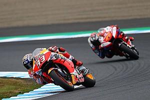 Volledige uitslag kwalificatie MotoGP GP van Japan
