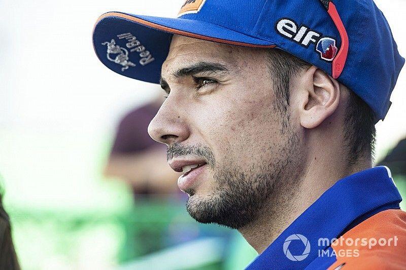 Oliveira voelt zich 'niet gewaardeerd' door keuze van KTM