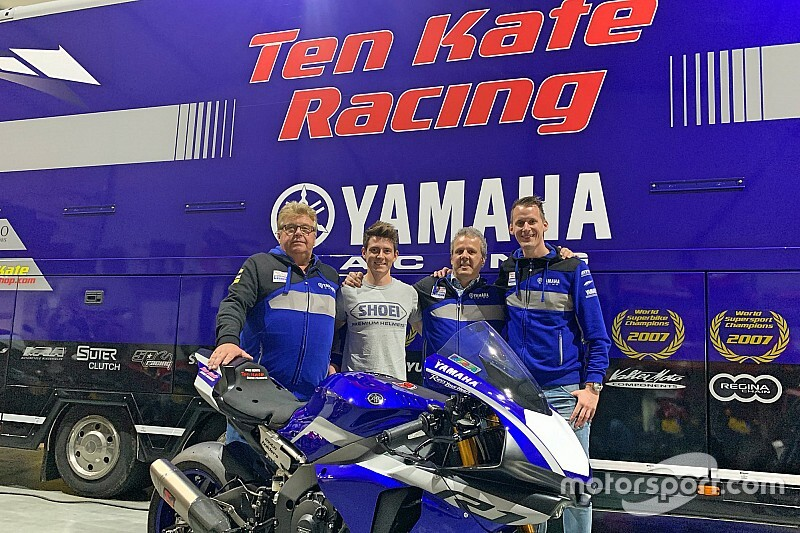 Ten Kate torna in Supersport dal 2020 schierando Odendaal