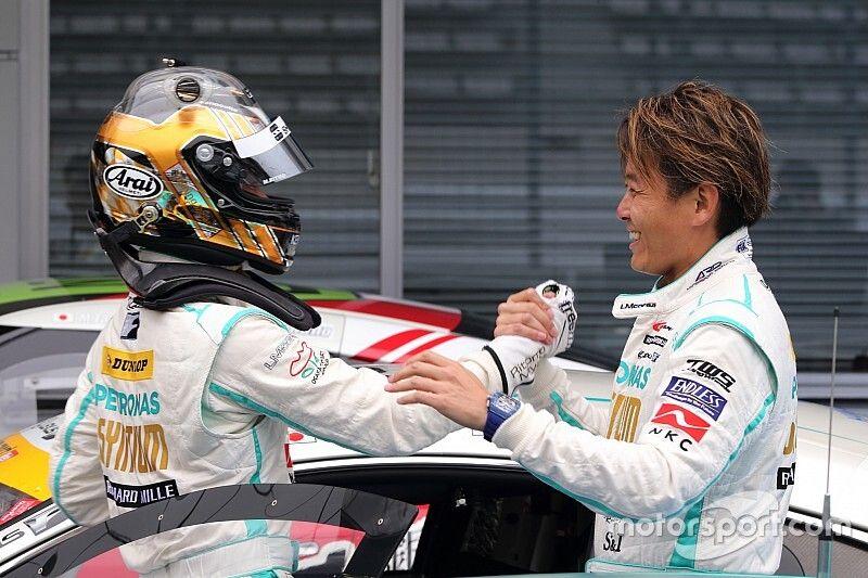 Miyata completes Fuji GT300 Sprint Cup double