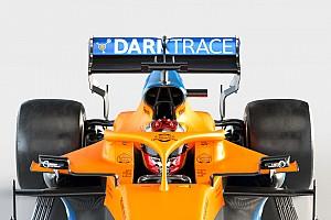 A McLaren nem véletlenül festette mattra az új autóját