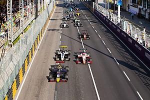 El GP de Macao de F3 2020, en el aire