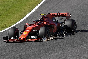 """Hakkinen over Leclerc: """"Doorrijden met schade gevaarlijk"""""""