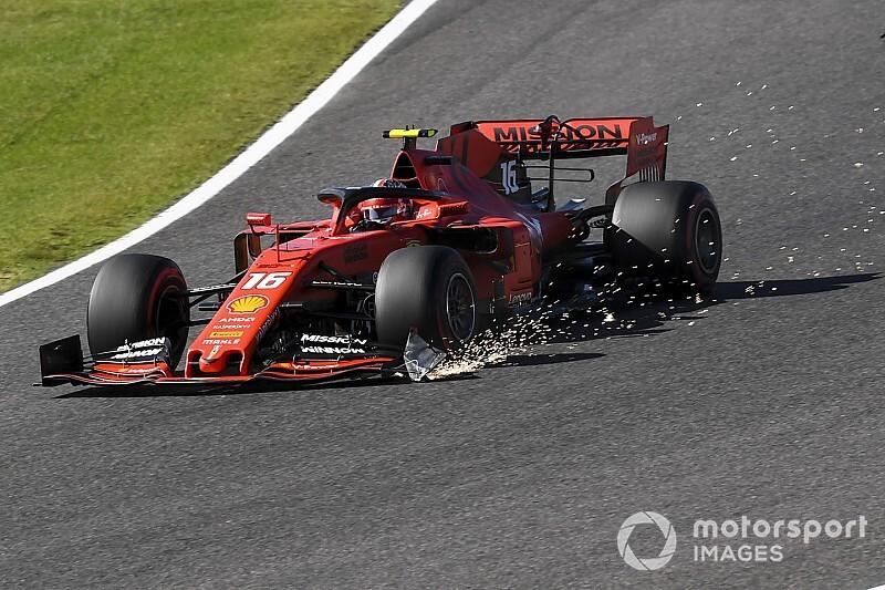 Hakkinen: Ferrari puso en riesgo a Leclerc