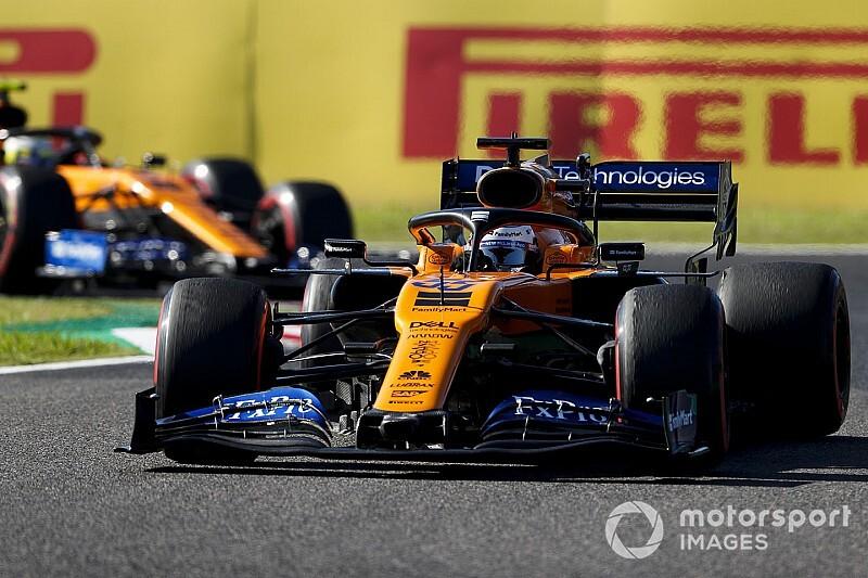 Sainz zadowolony z McLarena