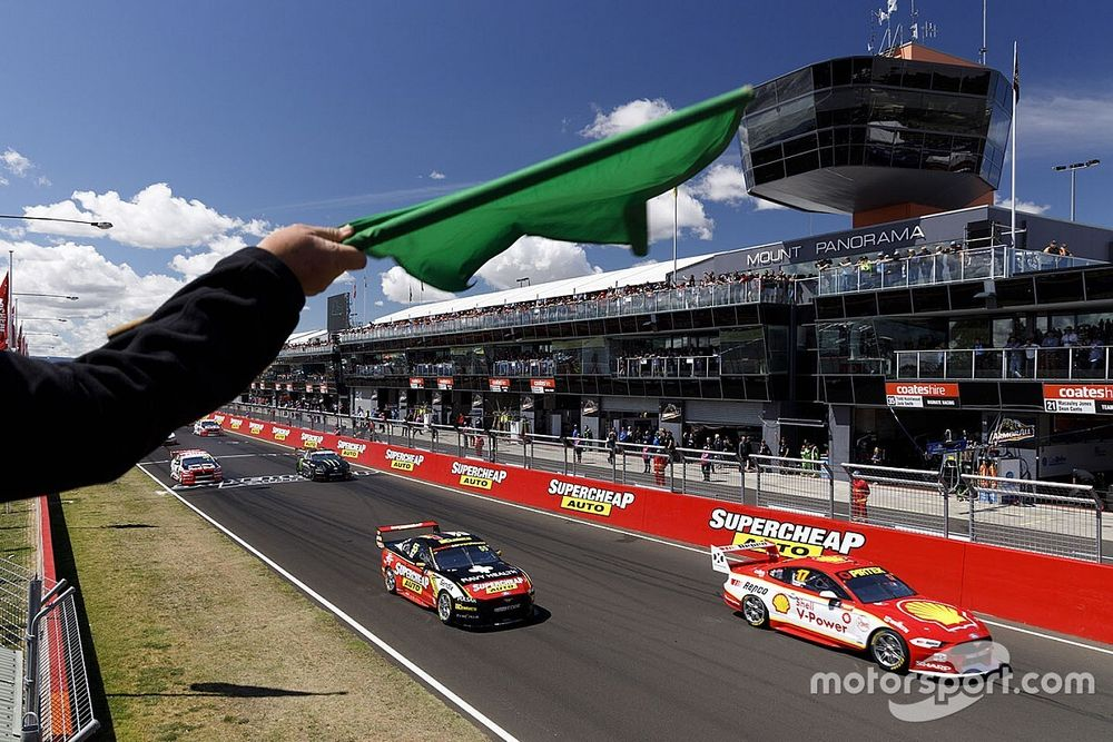 Bathurst sprint race could close Supercars season