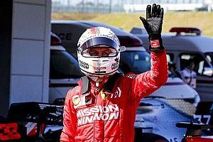"""فيتيل يتفوّق على لوكلير ويُحرز """"البول بوزيشن"""" لسباق جائزة اليابان الكبرى"""