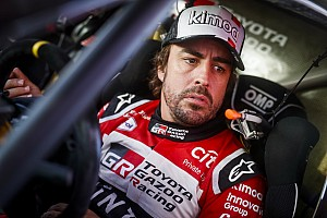 Após estreia, Alonso diz que só voltaria ao Dakar para ser campeão