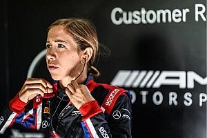 Francesca Linossi nel GT Endurance con Antonelli Motorsport