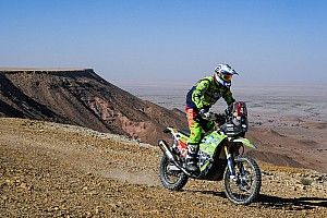 Dutch rider in critical condition after Dakar Rally crash