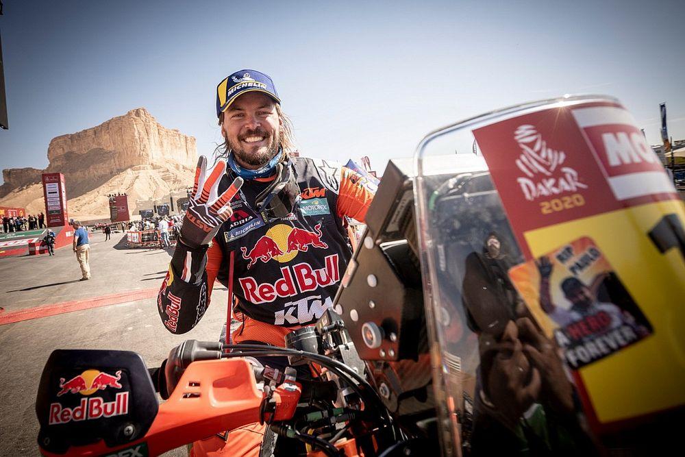 Dakar winner Price eyeing Bathurst 1000 start