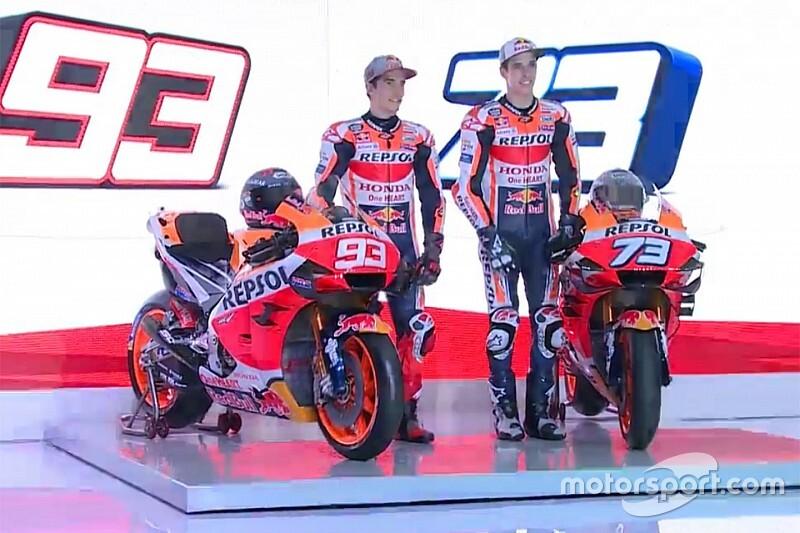 Kampioensformatie Repsol Honda lanceert team in Jakarta
