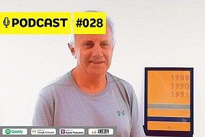 Podcast #028 - Ex-assessor conta as histórias mais incríveis de Senna