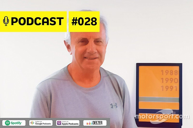 Podcast #028 - Ex-assessor conta as histórias mais incríveis de Senna