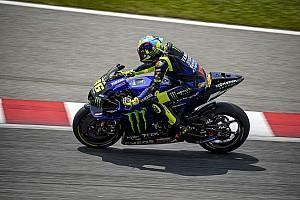 Rossi két-három tizedre van attól, hogy a győzelemért küzdhessen