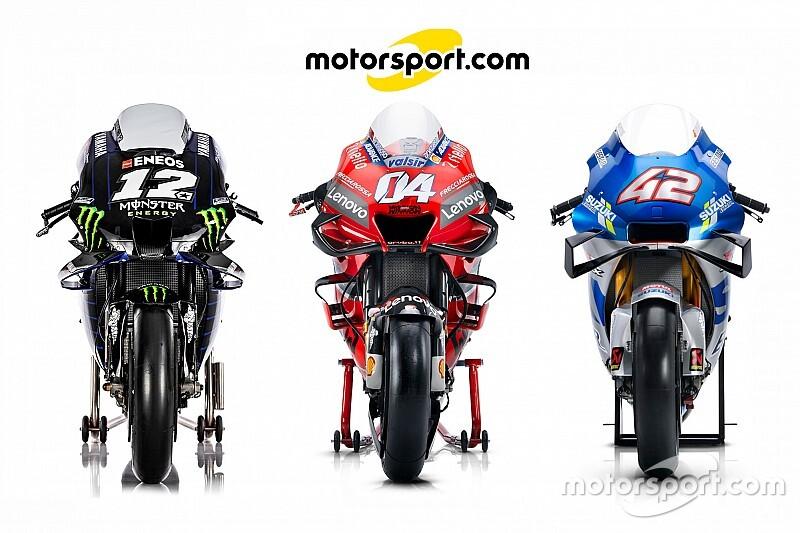 Todas las fotos de los pilotos de MotoGP y sus motos para 2020