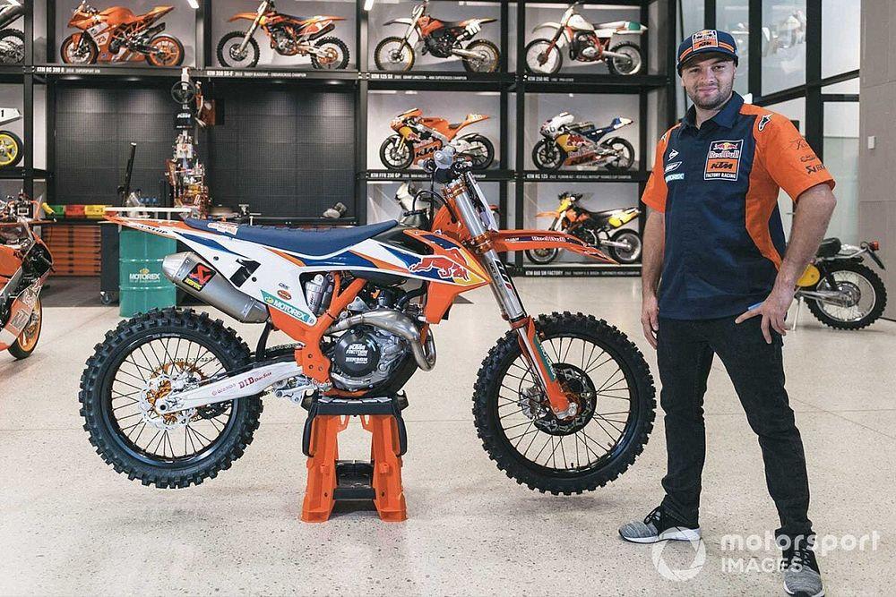 Cooper Webb Amankan Titel Supercross 2021