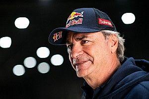 "Dakar, Sainz: ""Sento tensione, ma avere i capelli grigi aiuta..."""