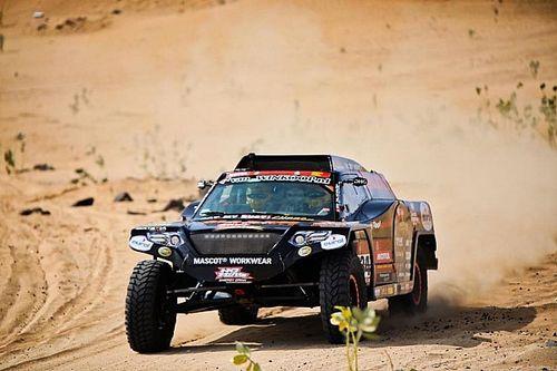 Tim en Tom Coronel goed uit de startblokken in Dakar 2020