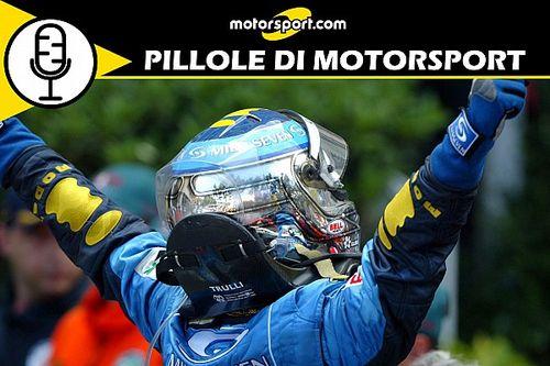 Podcast: Jarno Trulli, il racconto dell'ultima vittoria italiana a Monaco
