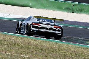 GT Italiano, Misano, Libere 2: torrida doppietta Audi